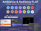 Ambiance & Radiance Flat Colors