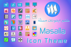 Masalla Icon Theme