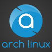 Arch Linux logo (fedora style)
